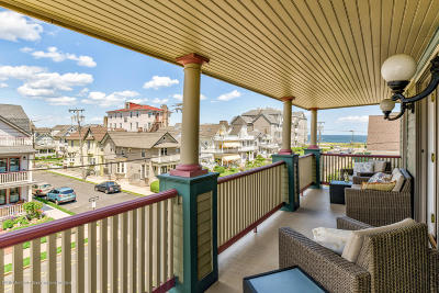 Ocean Grove Condo/Townhouse Under Contract: 18 Atlantic Avenue #3