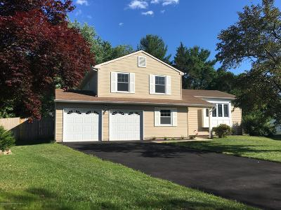 Howell Single Family Home Under Contract: 6 Cape Court