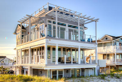 Long Beach Twp Single Family Home For Sale: 3911 Ocean Boulevard