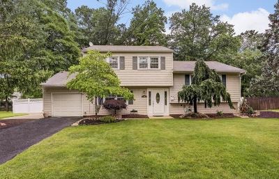 Manalapan Single Family Home For Sale: 18 Annapolis Drive