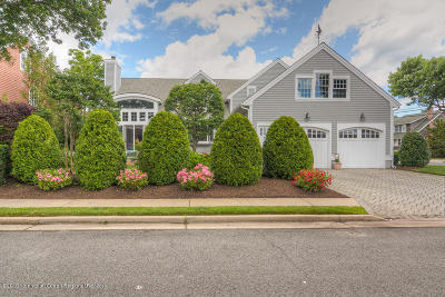Bay Head Single Family Home Under Contract: 452 Club Drive