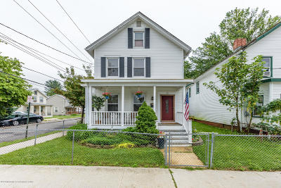 Monmouth County Single Family Home For Sale: 62 Wayne Avenue