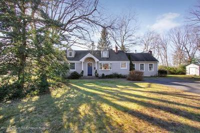 Little Silver Single Family Home Under Contract
