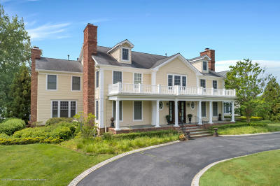 Monmouth County Single Family Home For Sale: 17 Shrewsbury Drive