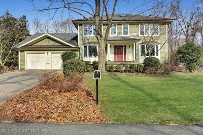 Monmouth County Single Family Home For Sale: 17 Woods End Road