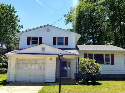 Monmouth County Single Family Home For Sale: 1214 Allaire Avenue
