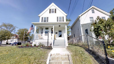Bradley Park Single Family Home Under Contract: 120 Hamilton Avenue