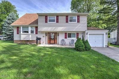 Hazlet Single Family Home For Sale: 16 Adam Place