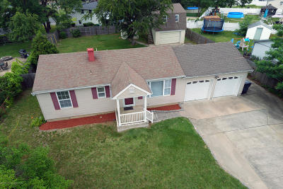 Brick Single Family Home Under Contract: 15 Maplewood Drive