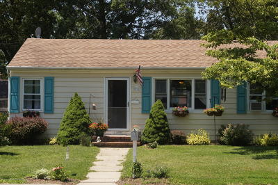 Point Pleasant Single Family Home For Sale: 1311 River Avenue