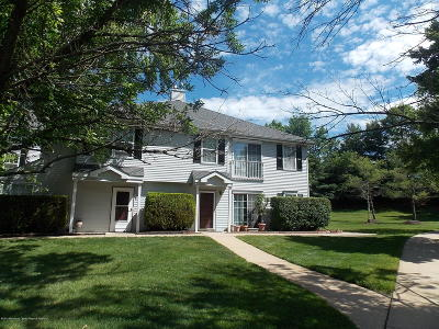 Morganville Condo/Townhouse For Sale: 633 Windflower Court