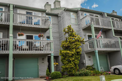 Neptune City, Neptune Township Condo/Townhouse For Sale: 205 Spinnaker Way