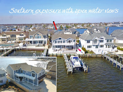Point Pleasant Single Family Home For Sale: 1706 Perch Hole Point Place