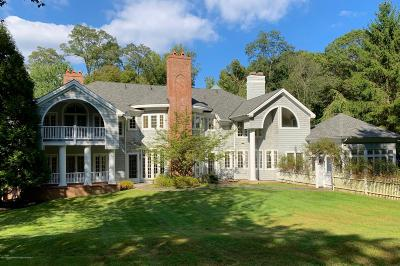 Atlantic Highlands Single Family Home For Sale: 660 Cooper Road