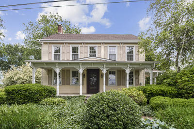 Monmouth County Farm For Sale: 57 Red Valley Road