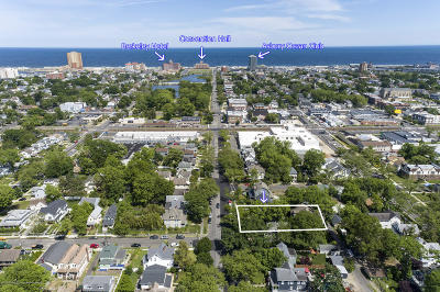 Asbury Park Multi Family Home For Sale: 1004 5th Avenue