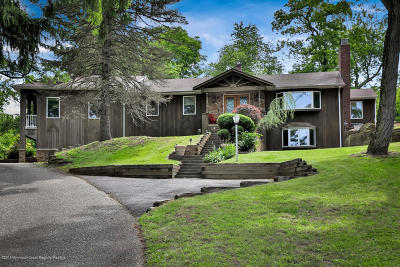 Colts Neck Single Family Home For Sale: 256 Heyers Mill Road
