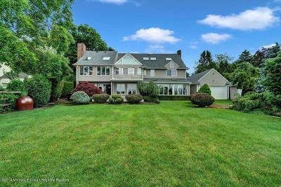 Red Bank Single Family Home For Sale: 46 Conover Lane