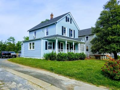 Long Branch Single Family Home For Sale: 212 Edwards Avenue