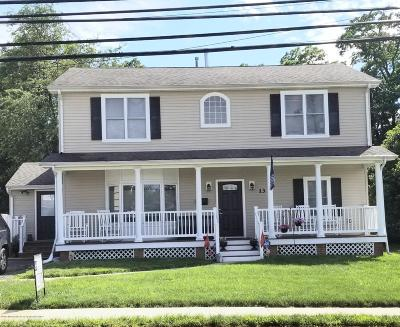 Freehold Single Family Home For Sale: 13 Robertsville Road