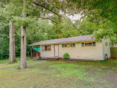 Manchester Single Family Home Under Contract: 2684 Midway Avenue