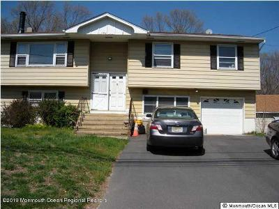 Jackson Single Family Home For Sale: 579 Toms River Road