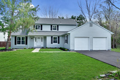 Manchester Single Family Home Under Contract: 132 Luther Drive
