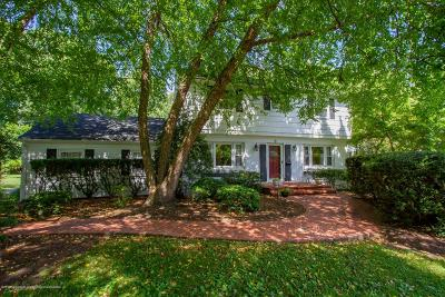 Little Silver Single Family Home For Sale: 9 Azalea Court