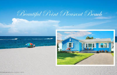 Point Pleasant Beach Single Family Home For Sale: 413 Blodgett Avenue