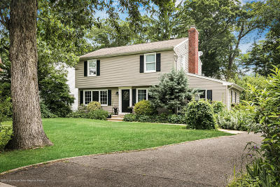Rumson Single Family Home For Sale: 75 Bingham Avenue