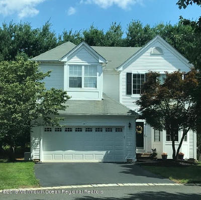 Colts Neck Single Family Home For Sale: 16 Oxford Ky