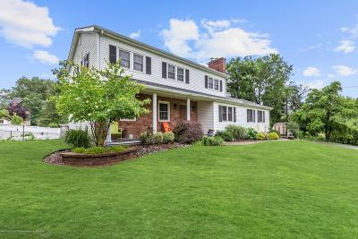 Freehold Single Family Home For Sale: 8 Stillwell Place
