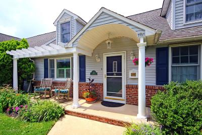 Little Silver Single Family Home For Sale: 33 Orchard Place