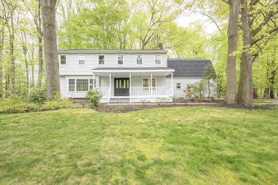 Freehold Single Family Home Under Contract: 150 Kings Mountain Road