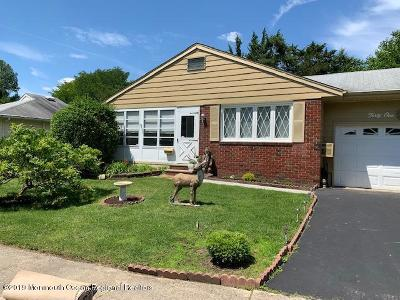 Toms River NJ Adult Community For Sale: $129,900