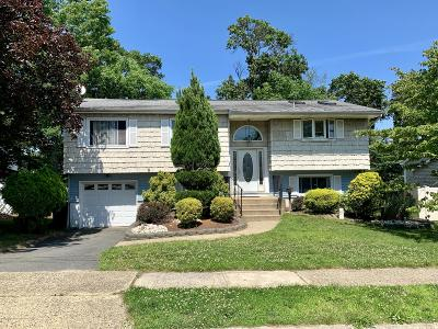 Hazlet Single Family Home For Sale: 63 Briscoe Terrace