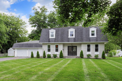 Single Family Home For Sale: 5 Woodstock Place