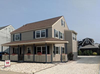 Seaside Park Multi Family Home For Sale: 116 10th Avenue