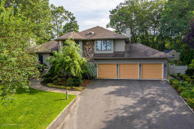Brick Single Family Home For Sale: 629 Winding River Road