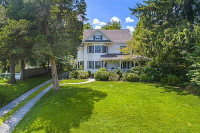 Rumson Single Family Home For Sale: 4 Wardell Avenue