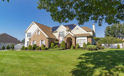 Freehold Single Family Home For Sale: 51 Polo Club Drive