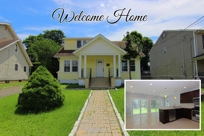 Long Branch Single Family Home Under Contract: 236 Allen Place