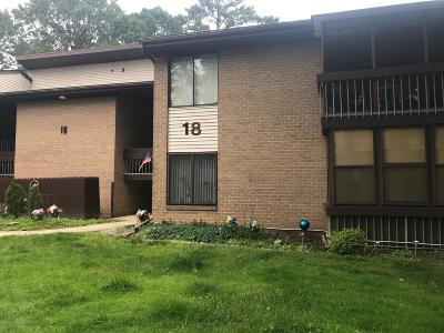 Manalapan Adult Community Under Contract: 18e Pine Cluster Circle #E