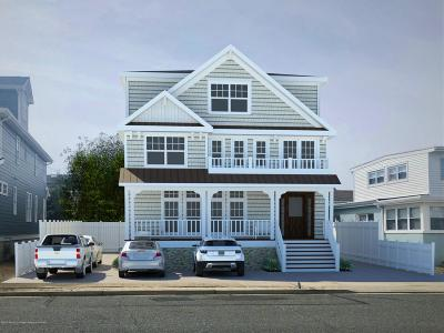 Seaside Park NJ Single Family Home For Sale: $1,695,000