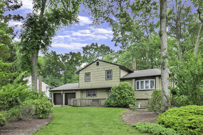Manalapan Single Family Home Under Contract: 5 Birmingham Drive