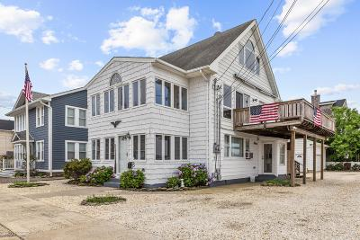 Seaside Park Multi Family Home For Sale: 133 M Street