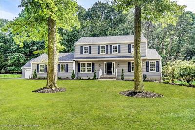 Holmdel Single Family Home Under Contract: 7 Briarcliff Lane