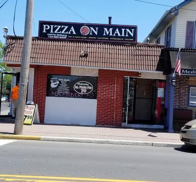 Bradley Beach Commercial For Sale: 812 1/2 Main Street