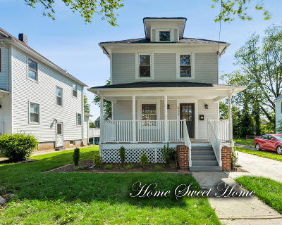 Long Branch Single Family Home Under Contract: 232 Rockwell Avenue