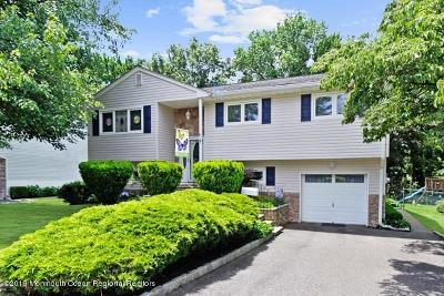 Hazlet Single Family Home For Sale: 4 Creek Road